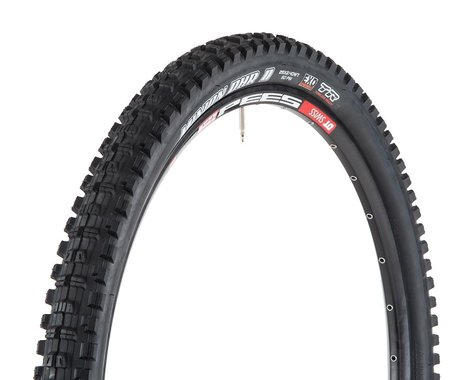 "Maxxis Minion DHR II Tubeless Mountain Tire (Black) (2.4"") (29"" / 622 ISO)"