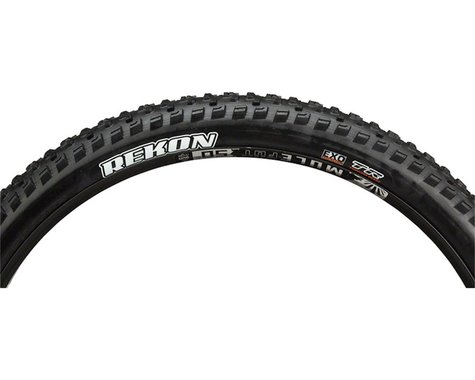 "Maxxis Rekon+ Tubeless Mountain Tire (Black) (2.8"") (27.5"" / 584 ISO)"