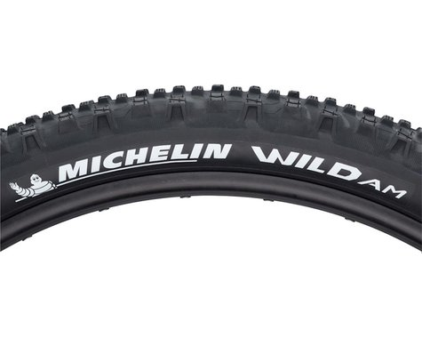 """Michelin Wild AM Performance Tubeless Mountain Tire (Black) (2.8"""") (27.5"""" / 584 ISO)"""