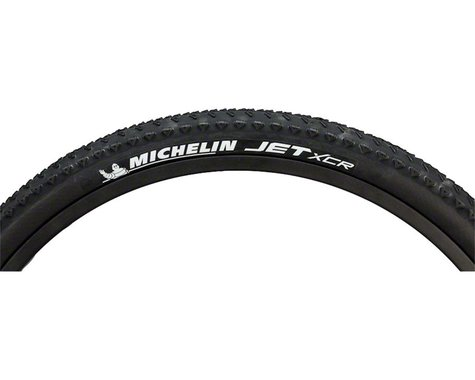 """Michelin Jet XCR Comp Tubeless Mountain Tire (Black) (2.25"""") (27.5"""" / 584 ISO)"""