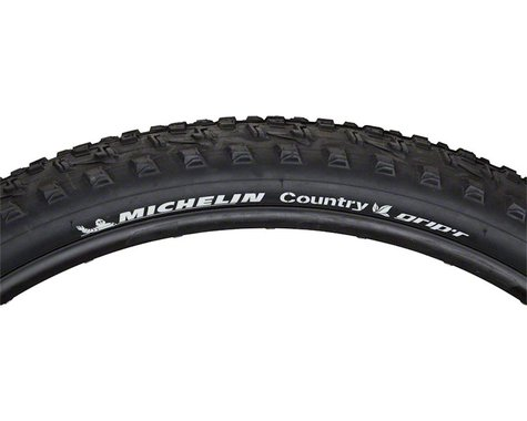 """Michelin Country Grip'R Mountain Tire (Black) (2.1"""") (27.5"""" / 584 ISO)"""