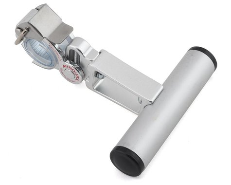 Minoura SGS-300 Handlebar Accessory Mount (Silver) (22 - 29mm)