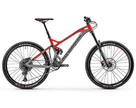 Mondraker DUNE Bike (Nimbus Grey/Flame Red)