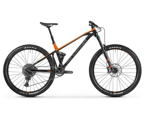 Mondraker FOXY 29 Enduro Bike (Black/Orange/Nimbus Grey) (M)