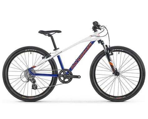 "Mondraker 2021 Leader 24"" Kids Bike  (Racing Silver/Blue/Flame Red)"