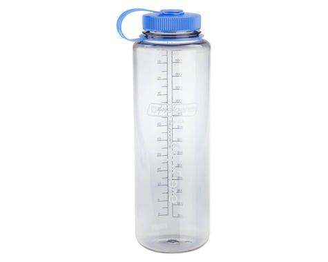 Nalgene Wide Mouth Water Bottle (Clear Grey) (48oz)