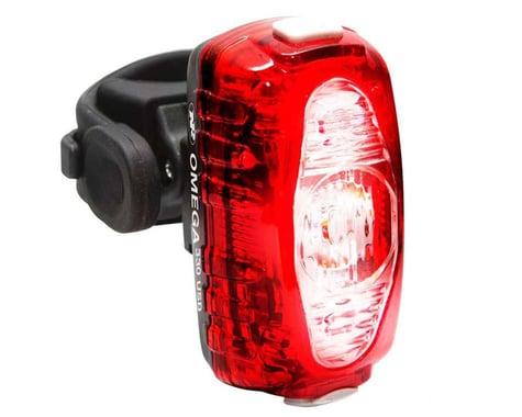 NiteRider Omega 330 Tail Light (Black)