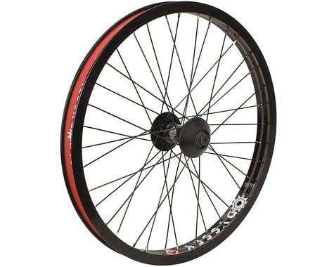Odyssey Hazard Lite Front Wheel (Black)