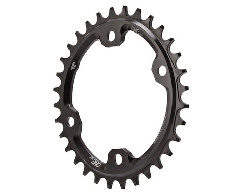 OneUp Components XT M8000 Oval Chainring (Black) (96mm BCD) (Offset N/A) (32T)