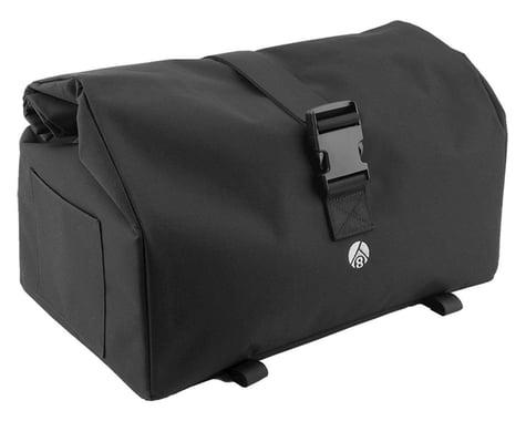 Origin8 Rush Messenger Flat Rack Pack (Black)