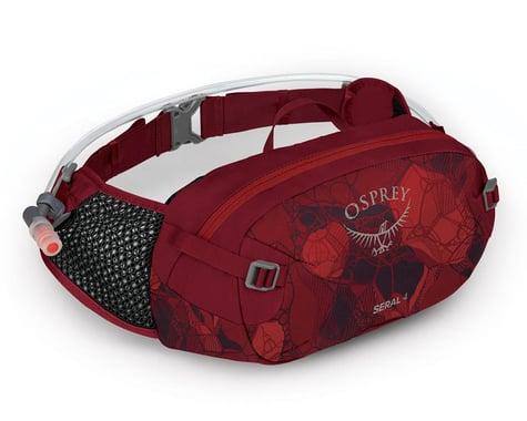 Osprey Seral 4 Lumbar Pack (Red)