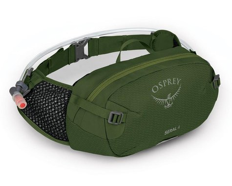 Osprey Seral 4 Lumbar Pack (Green)
