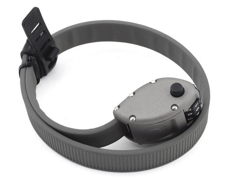 "Ottolock Hexband Cinch Lock (Titanium Gray) (18"")"