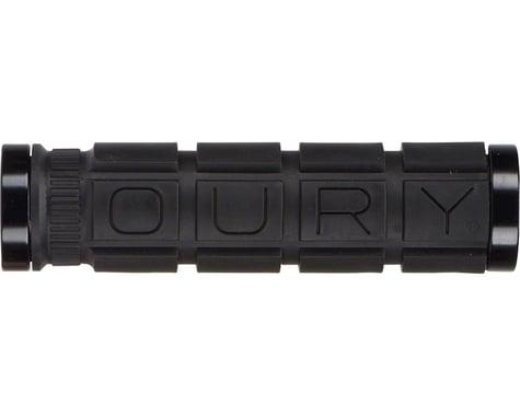 Oury Lock-On Grips (Black) (Bonus Pack)