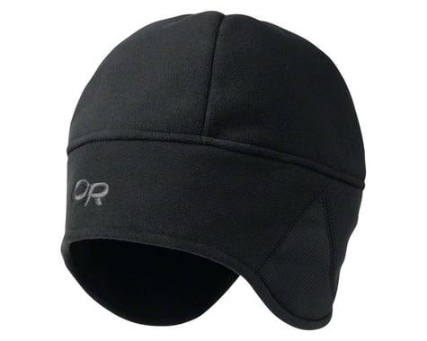 Outdoor Research Wind Warrior Hat (Black) (L/XL)
