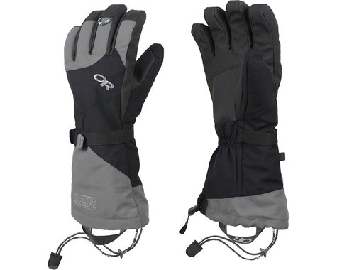 Outdoor Research Meteor Gloves (Black/Charcoal)