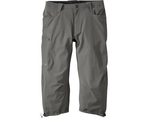 Outdoor Research Ferrosi Men's 3/4 Pants (Pewter Gray)