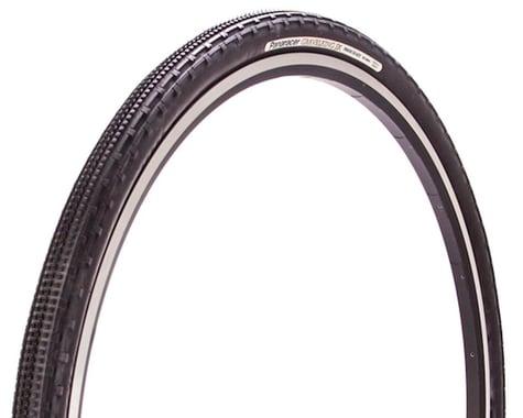 Panaracer Gravelking SK Gravel Tire (Black) (26mm) (700c / 622 ISO)