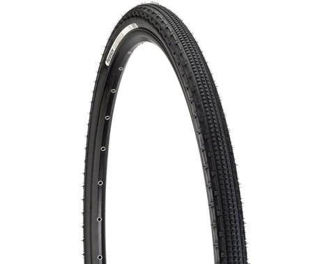 Panaracer Gravelking SK Tubeless Gravel Tire (Black) (35mm) (700c / 622 ISO)