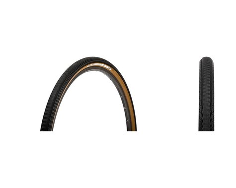 Panaracer Gravel King SS+ Gravel Tire (Black/Brown) (43mm) (700c / 622 ISO)