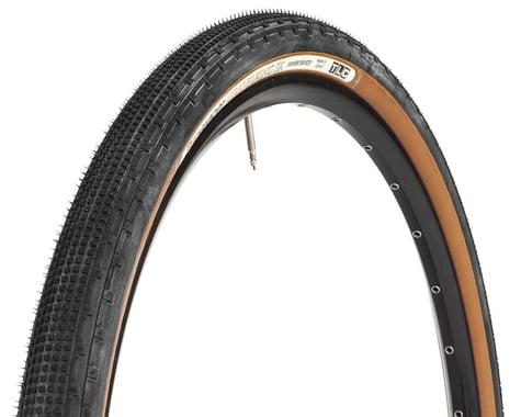Panaracer Gravelking SK Tubeless Gravel Tire (Black/Brown) (50mm) (700c / 622 ISO)