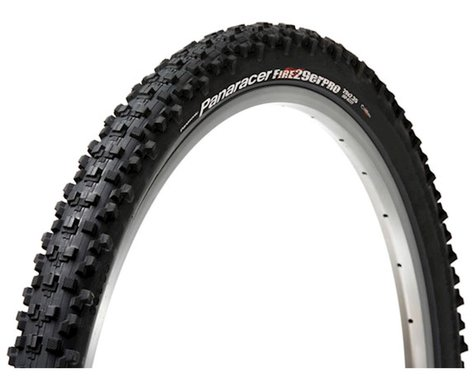 "Panaracer Fire Pro Tubeless XC Mountain Tire (Black) (2.35"") (29"" / 622 ISO)"