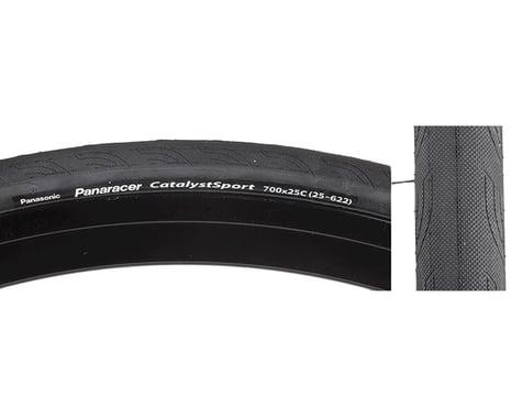 Panaracer Catalyst Sport Road Tire (Black) (25mm) (700c / 622 ISO)