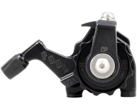 Paul Components Klamper Disc Brake Caliper (All Black) (Mechanical) (Front or Rear) (Short Pull)