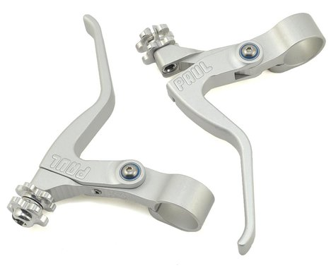 Paul Components Love Levers (Silver) (Pair) (2.5)