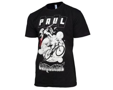 Paul Components Barbarian T-Shirt (Black) (M)