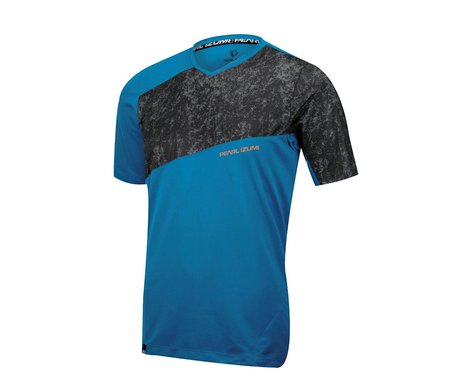 Pearl Izumi Launch Short Sleeve Jersey (Blue)