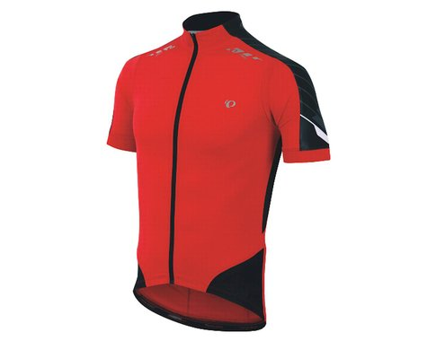 Pearl Izumi PRO In-R-Cool Jersey (True Red/Shadow Gray)