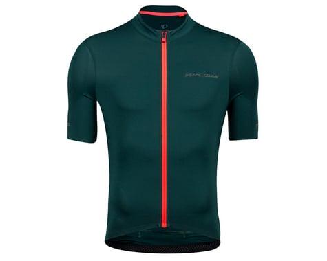 Pearl Izumi Pro Short Sleeve Jersey (Pine/Atomic Red) (2XL)
