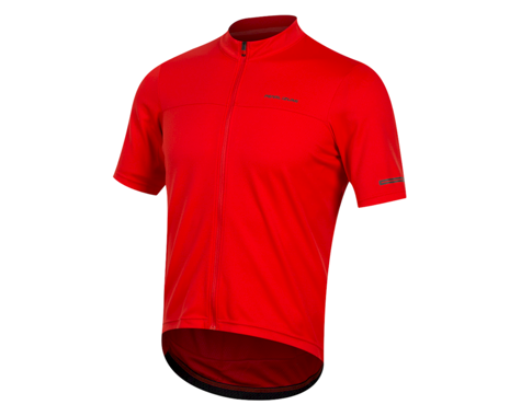 Pearl Izumi Tempo Short Sleeve Jersey (Torch Red) (S)