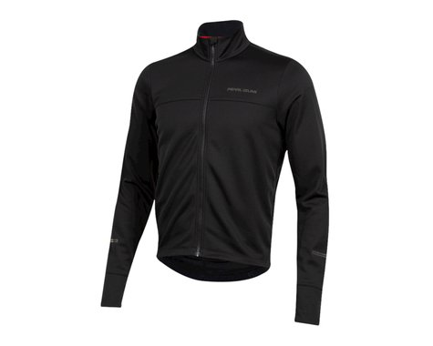 Pearl Izumi Quest Thermal Long Sleeve Jersey (Black) (M)