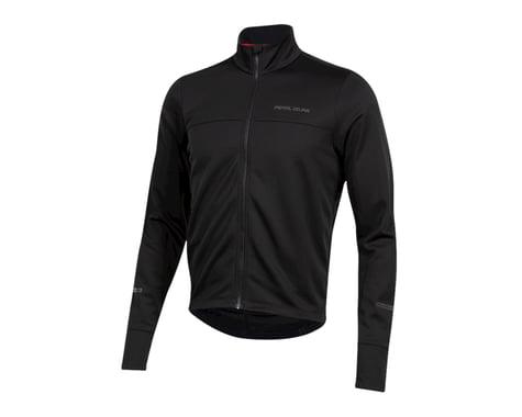 Pearl Izumi Quest Thermal Long Sleeve Jersey (Black) (2XL)