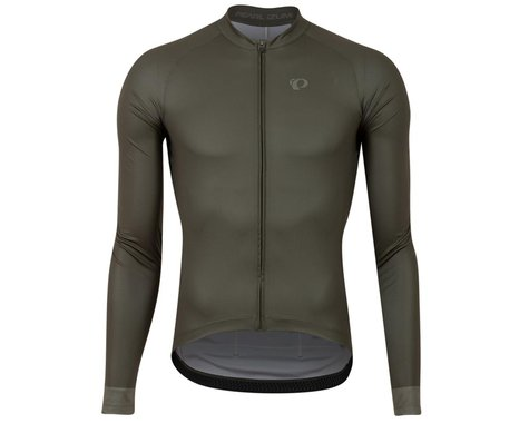 Pearl Izumi Men's Attack Long Sleeve Jersey (Forest) (S)