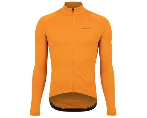 Pearl Izumi Men's Attack Thermal Long Sleeve Jersey (Cider) (S)