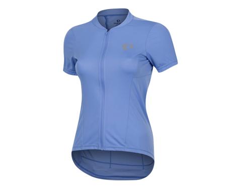 Pearl Izumi Women's Select Pursuit Short Sleeve Jersey (Lavender/Eventide)
