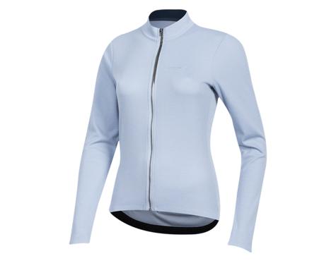 Pearl Izumi Women's PRO Merino Thermal Long Sleeve Jersey (Eventide) (L)