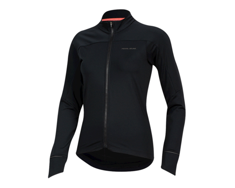 Pearl Izumi Women's Attack Thermal Long Sleeve Jersey (Black) (XS)