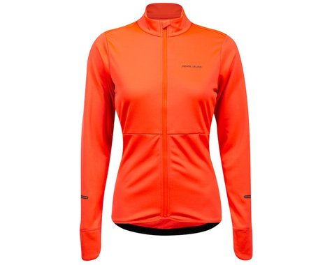 Pearl Izumi Women's Quest Thermal Long Sleeve Jersey (Screaming Red) (M)