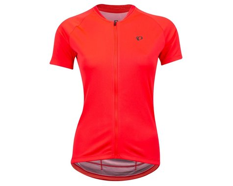 Pearl Izumi Women's Sugar Short Sleeve Jersey (Atomic Red)