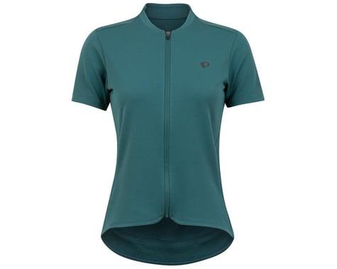 Pearl Izumi Women's Quest Short Sleeve Jersey (Spruce)
