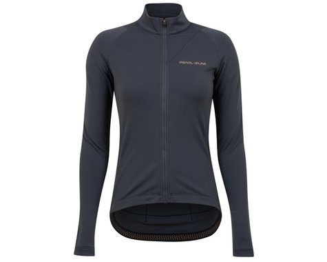 Pearl Izumi Women's Attack Thermal Long Sleeve Jersey (Dark Ink) (S)