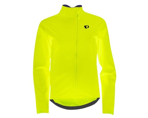 Pearl Izumi Women's Torrent WXB Jacket (Screaming Yellow/Turbulence) (XS)