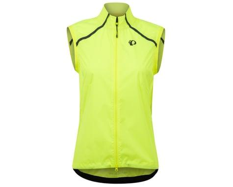 Pearl Izumi Women's Zephrr Barrier Vest (Screaming Yellow) (L)