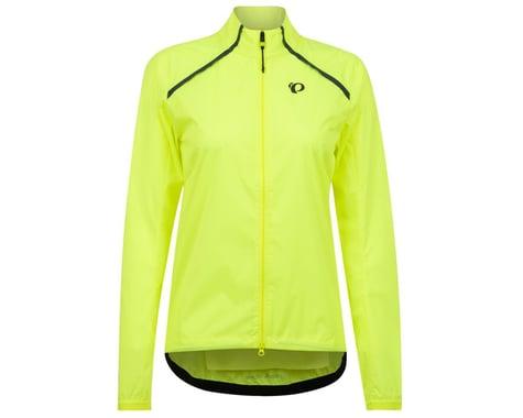Pearl Izumi Women's Zephrr Barrier Jacket (Screaming Yellow) (L)