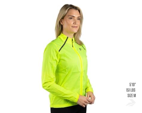 Pearl Izumi Women's Zephrr Barrier Jacket (Screaming Yellow) (M)