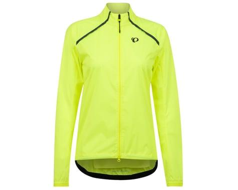 Pearl Izumi Women's Zephrr Barrier Jacket (Screaming Yellow) (XL)